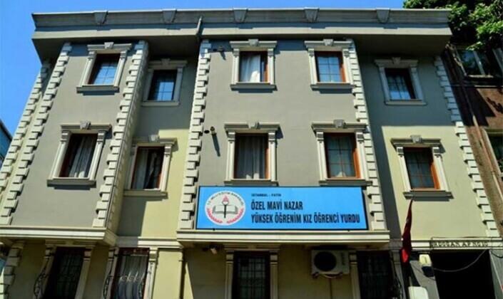 Fatih Özel Mavi Nazar Kız Öğrenci Yurdu (1.şube)