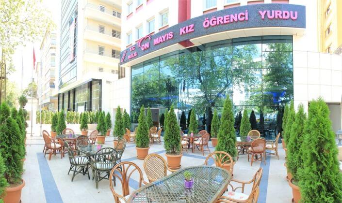On Mayıs Kız Yurdu (Tandoğan şubesi)