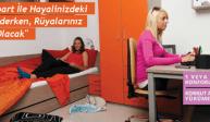 Osmaniye Rüya Kız Öğrenci Apart