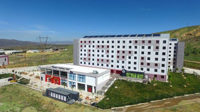 Kırıkkale Residorm Öğrenci Yurdu