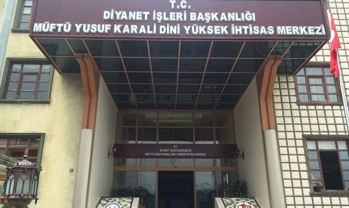 Rize Türkiye Diyanet Vakfı Erkek Yurdu