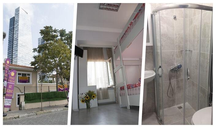 Şişli Özel Villa Kız Öğrenci Yurdu