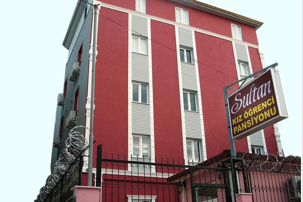 Adana Sultan Kız Yurdu