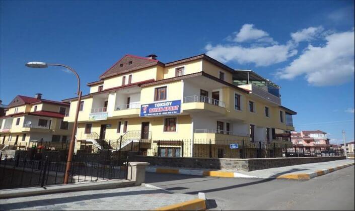 Erzurum Toksoy Kız Öğrenci Apart