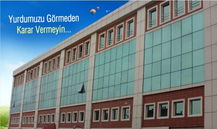 Trabzon Mahmut Celaleddin Ökten Erkek Öğrenci Yurdu