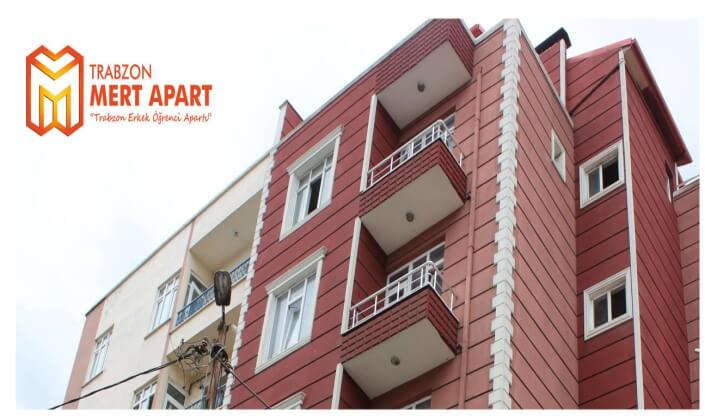 Trabzon Mert Erkek Öğrenci Apartı