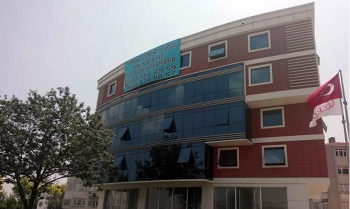 Turkuaz Kız Yurdu (Bakırköy şubesi)