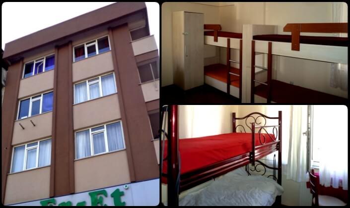 Kadıköy Üniversite Kız Öğrenci Yurdu
