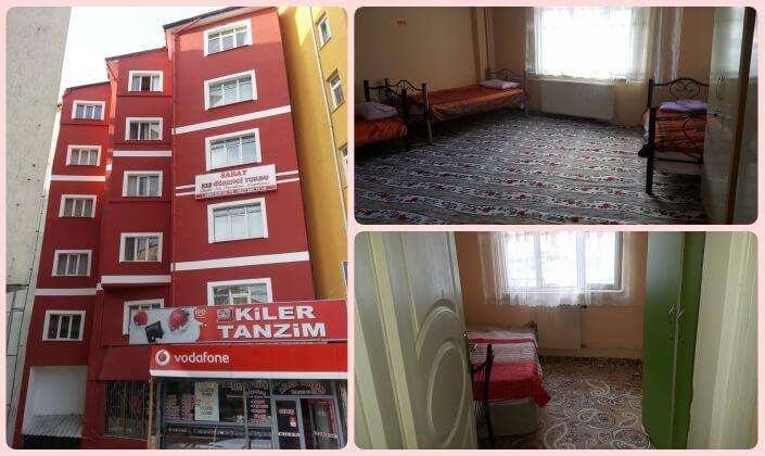 Yozgat Özel Saray Kız Yurdu